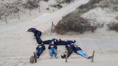teambuilding-strand-uitje-noordwijk