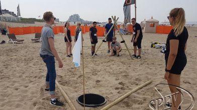 Bedrijfsuitje_Expeditie_Robinson_strand_Noordwijk-16