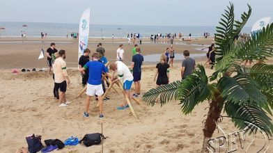 Bedrijfsuitje_Expeditie_Robinson_strand_Noordwijk-17