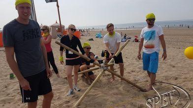 Bedrijfsuitje_Expeditie_Robinson_strand_Noordwijk-58